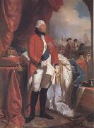 Benjamin West George III (mk25) oil painting picture wholesale